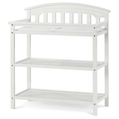 Child Craft Standford Changing Table - Matte White