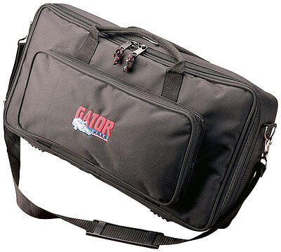 Gator GK2110 Gig Bag for MicroKorg, Boss GT8 & Line6 PodXT Live (NEW)