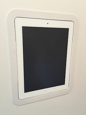 Four (4) In-Wall Mount for iPad 2, 3, and 4