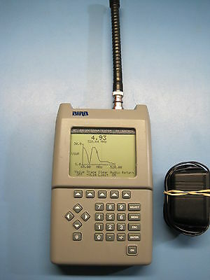 Bird AT-400 65-520 MHz Antenna Analyzer