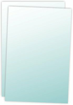 """Only Hangers Clear Overlays for 22"""" x 28"""" Bulletin Poster Sign Holder (1 pair)"""
