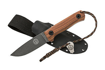 Pohl Force Prepper One Wood Tactical Niolox Stahl Kydex Jagdmesser 2056