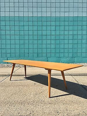 Paul McCobb   Planner Group Coffee Table Bench   Mid Century