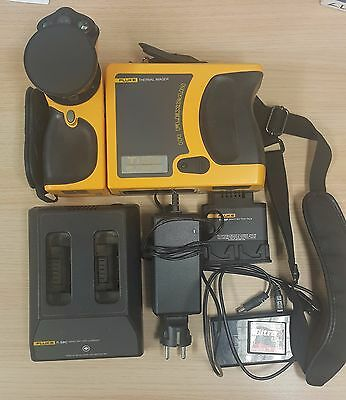 Fluke Ti50 FT FlexCam Thermal Imaging Camera /IR Imager