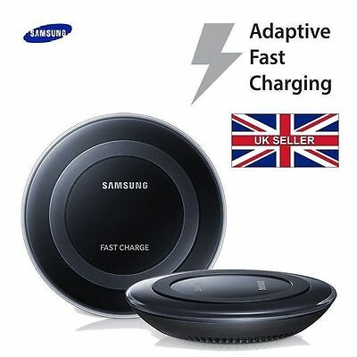 New Genuine Samsung Galaxy S7 Edge S7 Wireless Fast Charging Pad Plate Charger