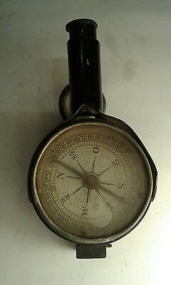 Vintage Folding Instrument  Compass Magnifying Glass Signalling Mirror?  Antique