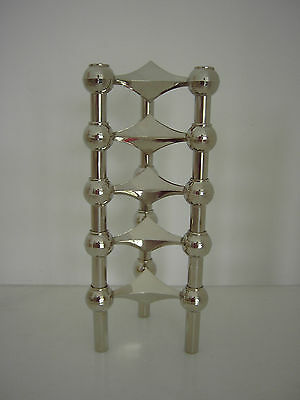 5 NAGEL CANDLE HOLDER MID CENTURY MODERN - SpAcE AgE - 70s