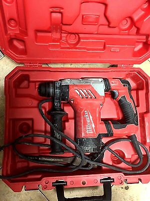 Milwaukee 1-1/8 in. SDS-Plus Rotary Hammer 5268-21