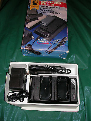 Advance Tec Battery Conditioning Charger At1000Npc / 2 Way Radio Battery Charger