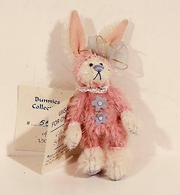 """Deb Canham """"Parsley"""" Limited Edition 554 of 1,500 Bunnies Collection"""