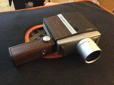 bell and howell 8mm movie camera