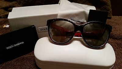 151653ee19f Brand New Dolce   Gabbana Dg4176 Dg 4176 Sunglasses. Check Red blue red