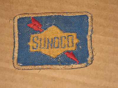 Vintage Old School SUNOCO Patch