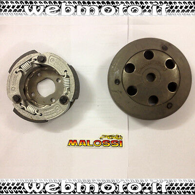 Unit Clutch e Bell FLY SYSTEM Set for YAMAHA ZUMA 50 2T Malossi 5214112
