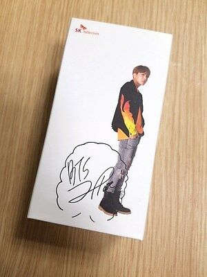 JHOPE BTS Bangtan Boys Official PROMO Limited Edition by SK Telecom FIGURE +GIFT