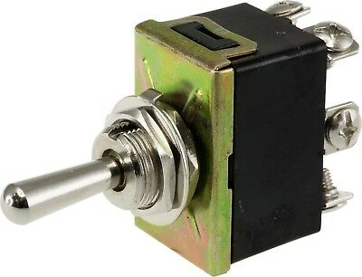 Dpdt 10A Centre Off Toggle Switch Screw Term. On- Off- On