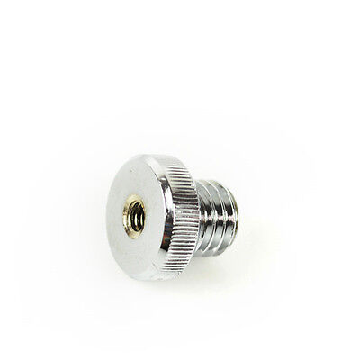 "USA CAMVATE 5/8""-11 male to 1/4""-20 female Threaded Screw Adapter For Tripod"