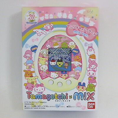 Tamagotchi m! X Sanrio Characters m! X ver.Hello kitty Japan With tracking