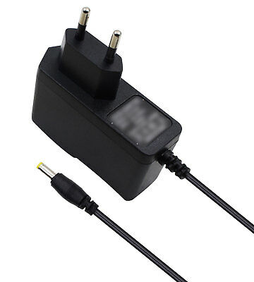 EU AC/DC Power Adapter Charger For Xiaomi Mi Box HDR Android TV Media Streamer