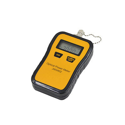 2017 New Portable Fiber Optic Power Meter Optical Tester SC/FC/ST Adapter