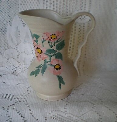 Vintage BRENTLEIGH WARE CLIVE S LARGE JUG MADE IN ENGLAND