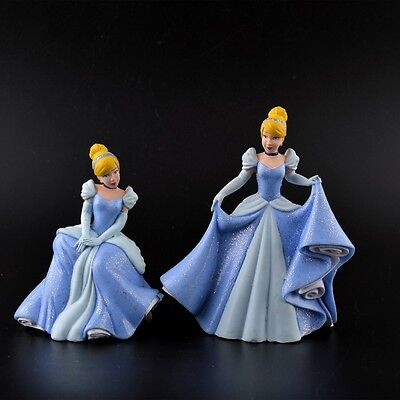 Princess Cinderella Figures Figurines Toy Cake Toppers Bullyland Gifts
