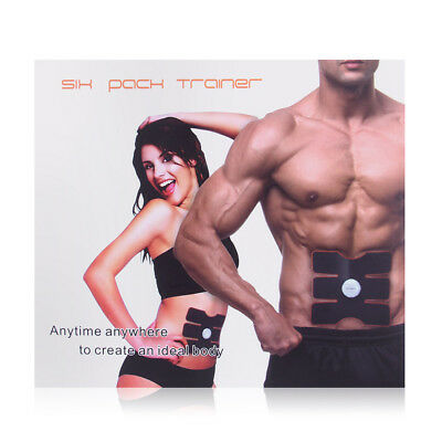 ABS Sixpad Training Gear Body Fitness Wonder Ems Core Fitpad Toning Belts TOP