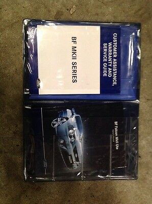 Ford Bf Ute Owners Manual