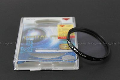 Genuine Kenko 58mm Digital  UV Filter for sony Canon Nikon