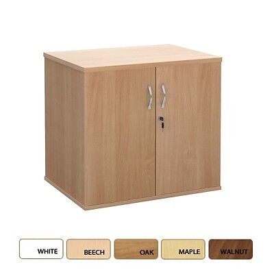 Quality Deluxe Wooden Storage Units Including internal Shelf.