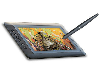 "UC Logic Artisul D10 Sketch-Pad / Grafiktablet, 10,1"" IPS FullHD Display, 180°LR"