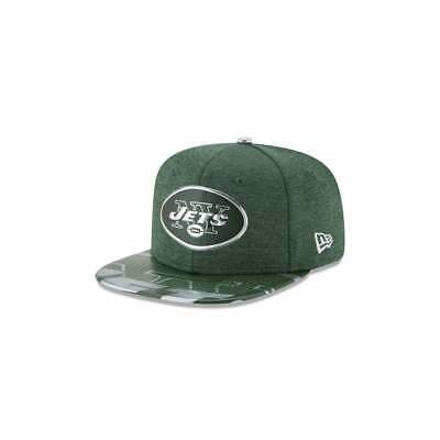 New Era NFL New York Jets 2017 Draft On Stage Original Fit 9Fifty Snapback Cap