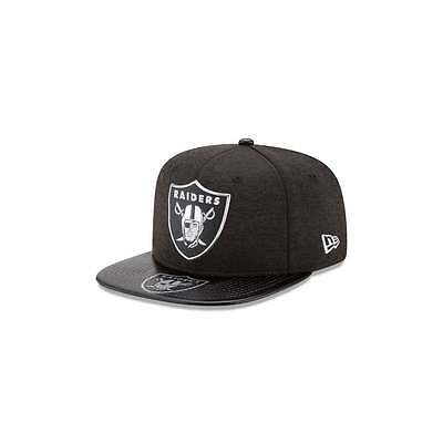 New Era NFL Oakland Raiders 2017 Draft On Stage Original Fit 9Fifty Snapback Cap