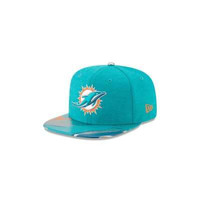 New Era NFL Miami Dolphins 2017 Draft On Stage Original Fit 9Fifty Snapback Cap