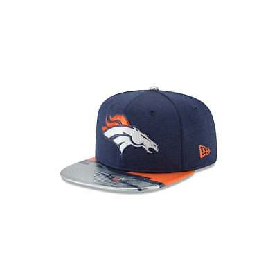 New Era NFL Denver Broncos 2017 Draft On Stage Original Fit 9Fifty Snapback Cap