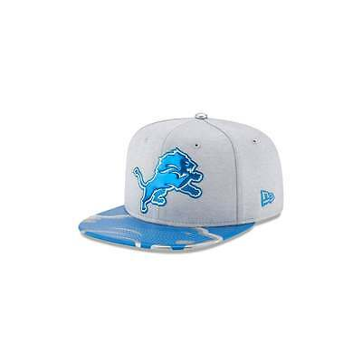 New Era NFL Detroit Lions 2017 Draft On Stage Original Fit 9Fifty Snapback Cap