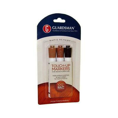 Guardsman 465200 Rapid Remedy Wood Furniture Touch Up Marker Kit