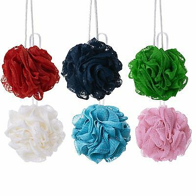 ABYAN Body Puff Multicolour Pack of Three IKEA