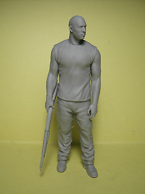 Figurine  Figure  1/18  Fast  And  Furious   Vin  Diesel   Vroom   Pour  Spark