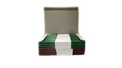 Rexel blackedge green/red mixed carpenters pencils 5,6,10,12,24,36,48,72