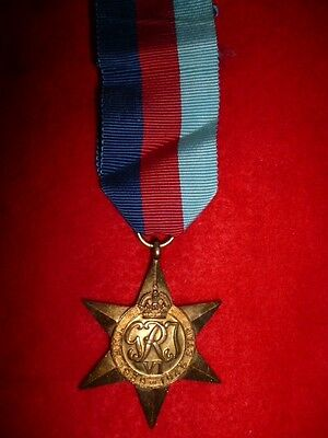 The 1939-45 Star Medal WW2 - Genuine