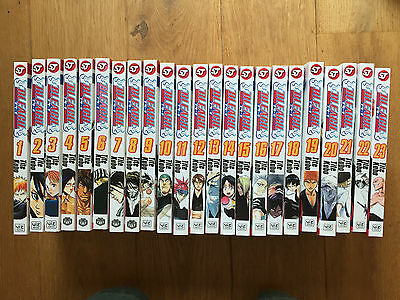 Bleach Vol 1 - 23 - Read Once Otherwise Mint (Manga Anime Books)