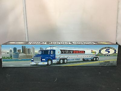 Sunoco 1998 Talking Tanker Truck Toy Premium Diesel 5th Of A Series BRAND NEW