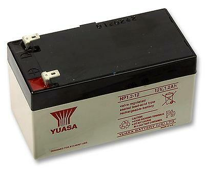 BATTERY LEAD-ACID 12V 1.2AH Batteries Rechargeable
