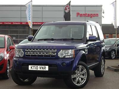 Land Rover Discovery 4 3.0 Tdv6 Xs 5Dr Auto - Blue