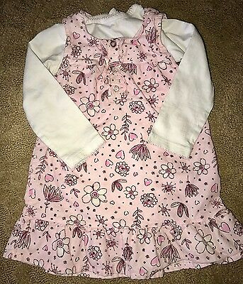 Used Baby Clothes Lot 18 Months Dress Shirt Long Sleeves One Piece Outfit