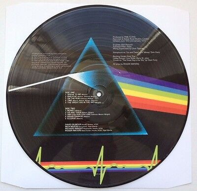 pink floyd dark side of the moon CR 1-017/01 Mint Cond