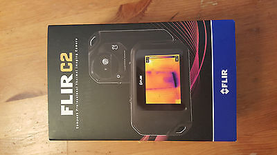 New FLIR C2 Compact Thermal Imaging System - Manufactured: Dec 2016