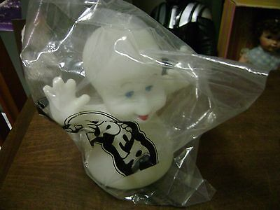 Pizza Hut Casper the Friendly Ghost Hand Puppet....NEW