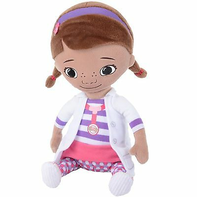 "Doc McStuffins Soft Toy 12"" Large Plush Dottie"